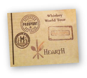 whiskey passport